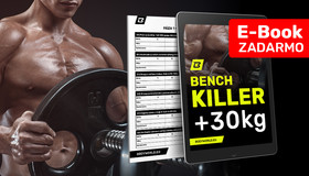 Bench Killer - zlepši si bench až o 30 kg