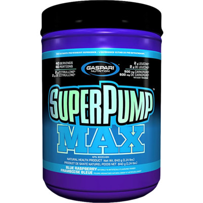 Gaspari Nutrition SuperPump MAX 640 g