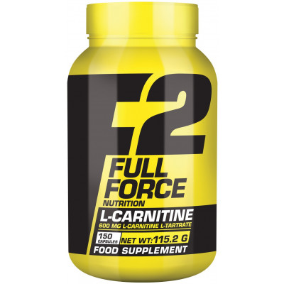 F2 Full Force L-Carnitine 150 kaps