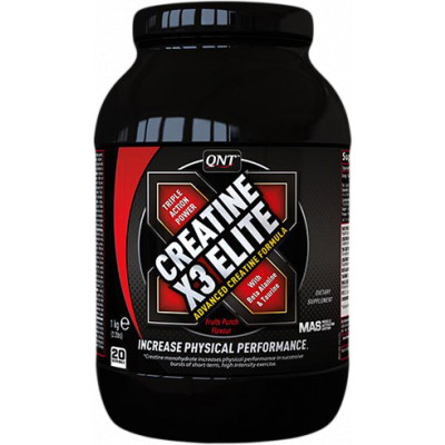 QNT Creatine X3 Elite 1000 g