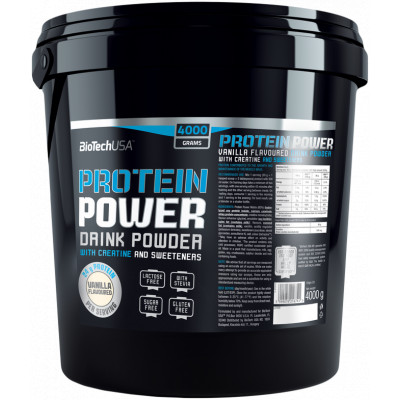 BioTech USA Protein Power 4000 g