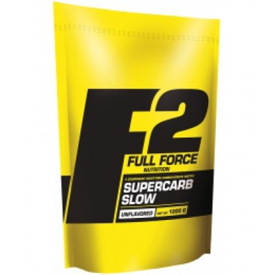 F2 Full Force Supercarb Slow 1000 g