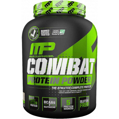 MusclePharm Combat Protein Powder 1800 g