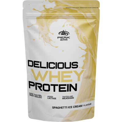 Peak Performance Delicious Whey Protein 1000 g