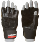 MadMax Rukavice Professional Exclusive MFG-269BL 1 pár