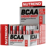 Nutrend BCAA Liquid Shot BOX 20 x 60 ml