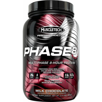 MuscleTech PHASE8™ 907 g