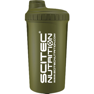 "Scitec Nutrition Muscle Army Shaker 700 ml ""Woodland Green"""
