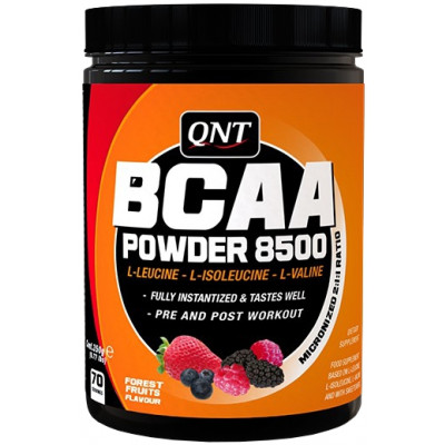 QNT BCAA Powder 8500 350 g