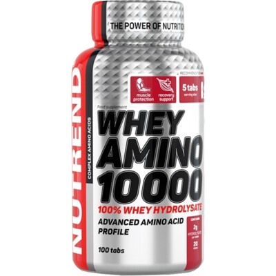 Nutrend Whey Amino 10000 100 tabs