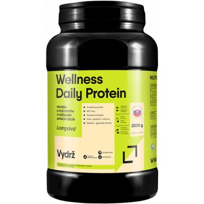Kompava Wellness Daily Protein 2000 g