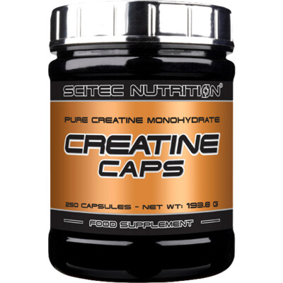 Scitec Nutrition Creatine Caps 250 kaps