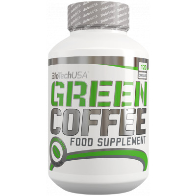 BioTech USA Green Coffee 120 kaps