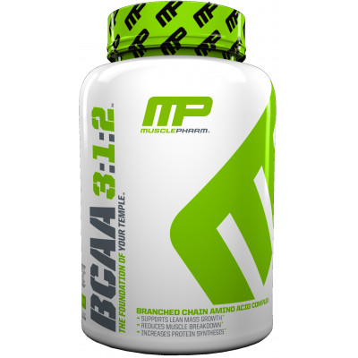MusclePharm Core BCAA 3:1:2 240 kaps