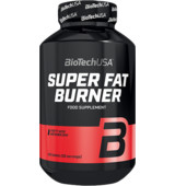 BioTech USA Super Fat Burner 120 tbl
