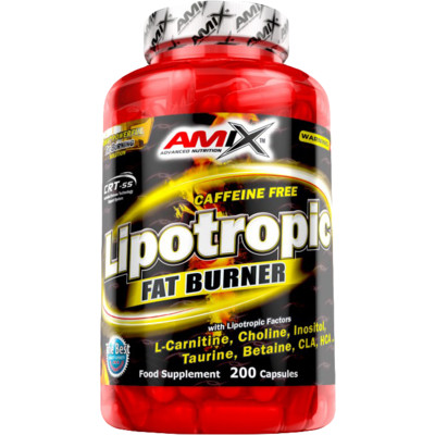 Amix Lipotropic Fat Burner 200 kaps