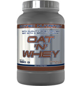 Scitec Nutrition Oat 'N Whey 1380 g