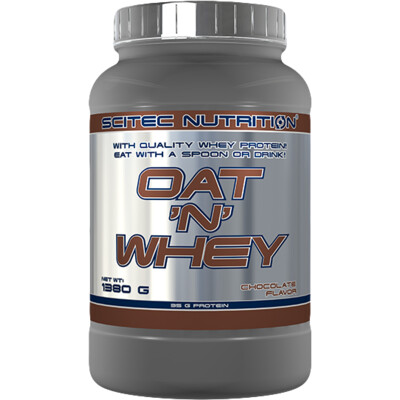 Scitec Nutrition Oat 'N Whey (MANNA) 1380 g
