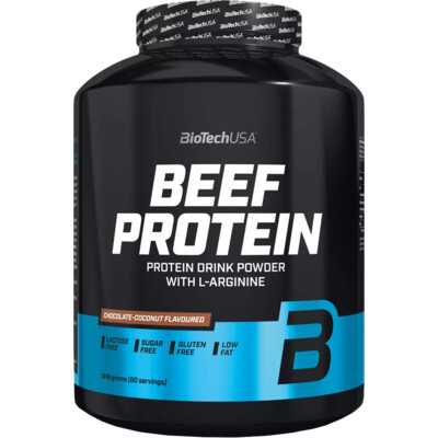 BioTech USA Beef Protein 1816 g