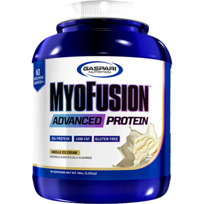 Gaspari Nutrition MyoFusion Advanced Protein 1814 g