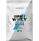 MyProtein Impact Whey Isolate 2500 g - Natural príchuť