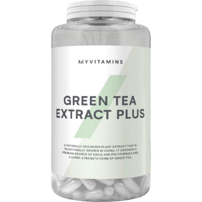 MyProtein MyVitamins Green Tea Extract Plus 90 kaps
