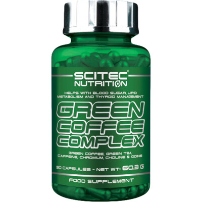 Scitec Nutrition Green Coffee Complex  90 kaps