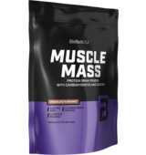 BioTech USA Muscle Mass 1000 g