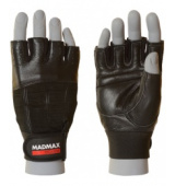 MadMax Rukavice Clasic Exclusive MFG-248BL 1 pár