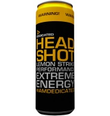 Dedicated Nutrition Headshot 355 ml