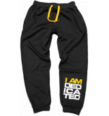 Dedicated Nutrition Tracksuit Pants 'I AM DEDICATED'