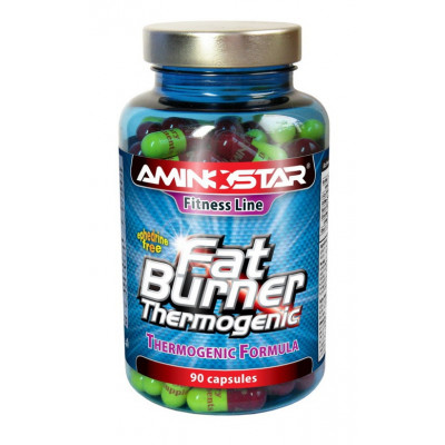 Aminostar Fat Burner Thermogenic 90 kaps
