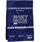 FITWhey Whey Protein 100 Concentrate 900 g