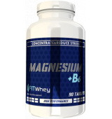 FITWhey Magnesium + B6 90 tbl