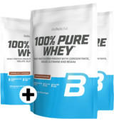 BioTech USA 3x 100% Pure Whey 454 g
