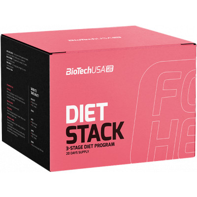 BioTech USA Diet Stack For Her