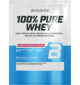 BioTech USA 100% Pure Whey 28 g