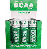 ALLNUTRITION BCAA SHOCK + Green Tea BOX 12 x 80 ml