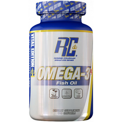 Ronnie Coleman Omega-3 XS Fish Oil 120 kaps