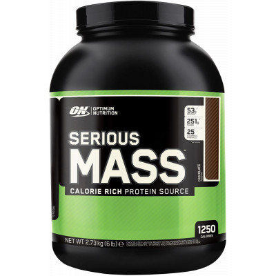 Optimum Nutrition Serious Mass 2720 g