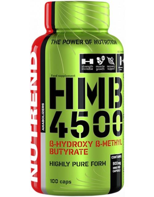 Nutrend HMB 4500 100 kaps