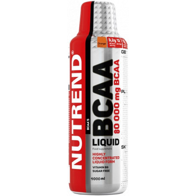 Nutrend BCAA Liquid 80.000 mg 1000 ml