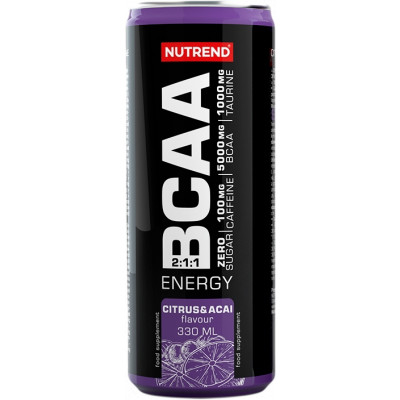 Nutrend BCAA Energy 330 ml