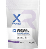 Reflex Nutrition X Functional Training 03 Energise & Hydrate 400 g
