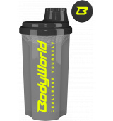 BodyWorld Shaker Challenge Yourself 700 ml dýmová