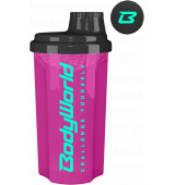 "BodyWorld Shaker Challenge Yourself 700 ml ""cyklámenová"""
