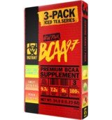 Mutant BCAA 9.7 3-PACK Iced Tea Series 34,8 g