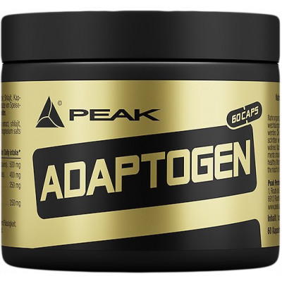 Peak Performance Adaptogen 60 kaps