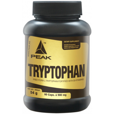 Peak Performance Tryptophan 60 kaps