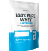 BioTech USA 100% Pure Whey Lactose Free 454 g